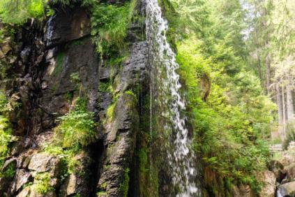 Wasserfall Menzenschwand - Wandern