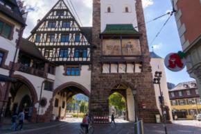 Freiburg im Breisgau - Schwabentor