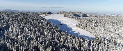 Reisetraum Schwarzwald - Wintertag im Schwarzwald
