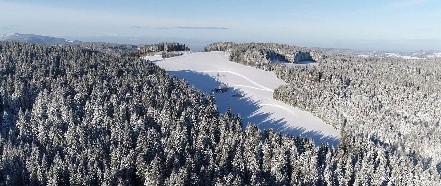 Wintertag im Schwarzwald