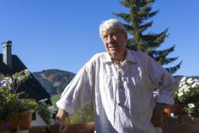 Roland Weiss - Schellenbaumspieler