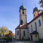 Sankt Märgen Kirche
