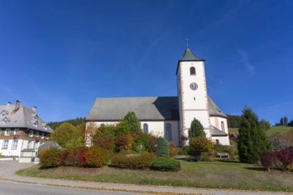 Breitnau Kirche