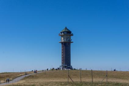 Der Feldberg - Feldbergturm