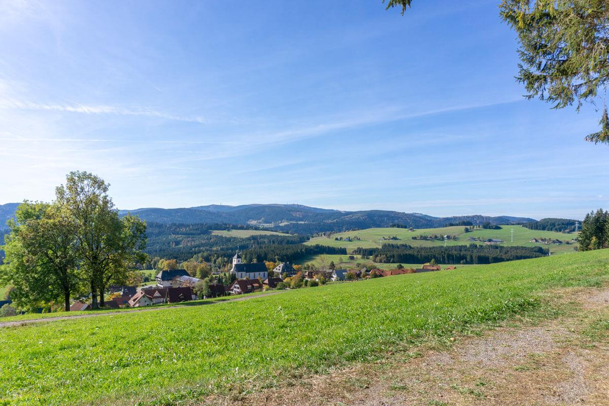 Wandern Im Südschwarzwald - Breitnau