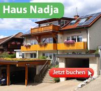 Haus Nadja - Ferien im Schwarzwald