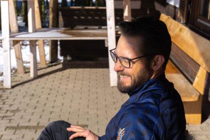 Tobias Bach - Geschäftsführer der Thurnerspur