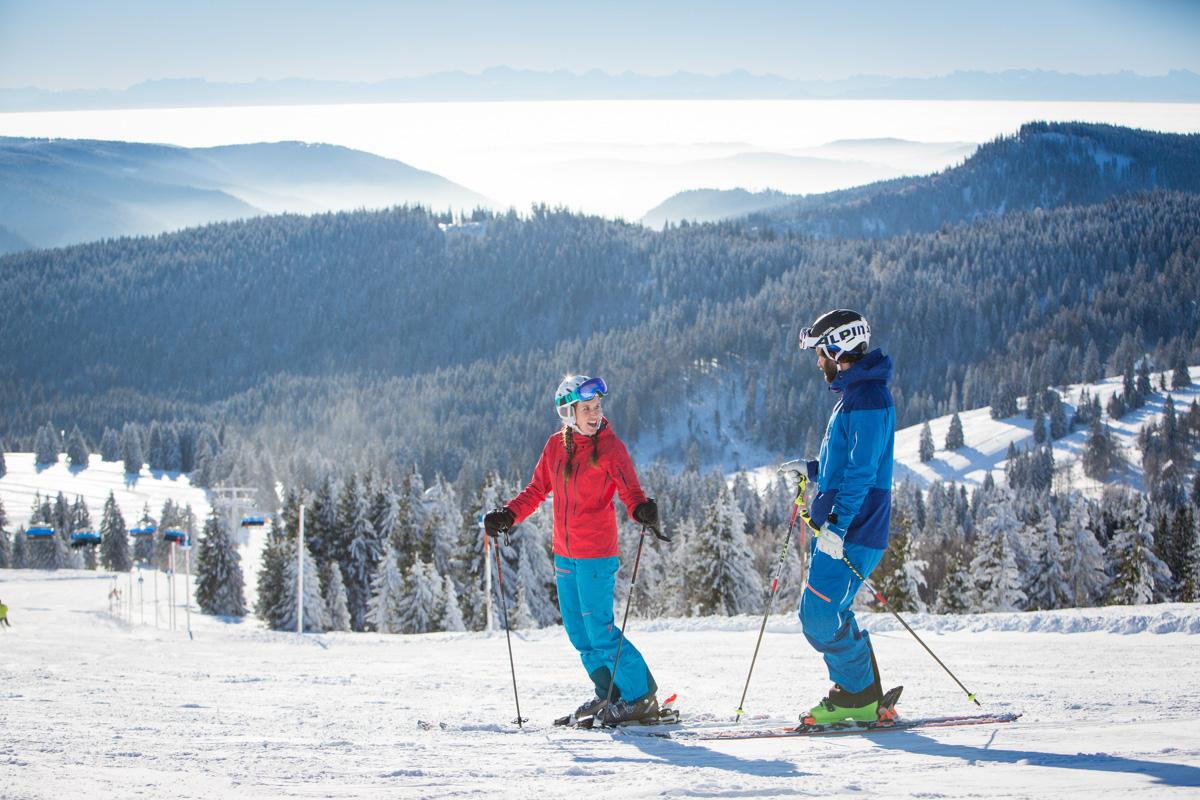 Skigebiet Feldberg