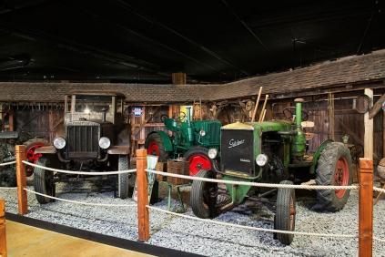 Traktoren Museum